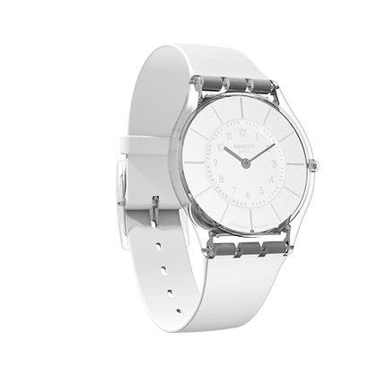 Reloj Swatch White Classiness SFK360
