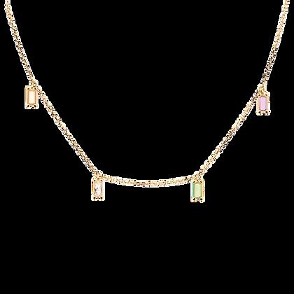 Collar Elija Gold  CO01-137-U