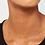 Thumbnail: Collar Elija Gold  CO01-137-U