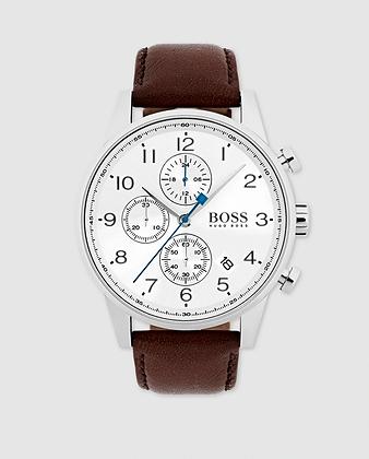 Reloj Hugo Boss 1513495 cronógrafo de piel