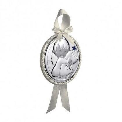 Medalla Dulces Sueños en plateado 07500388