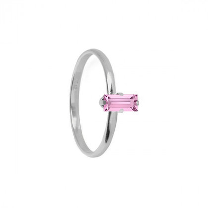 Anillo Macedonia Light Rose -A3664-26HA