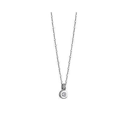 Collar Lotus circonita - Ref: LP1546-1/1