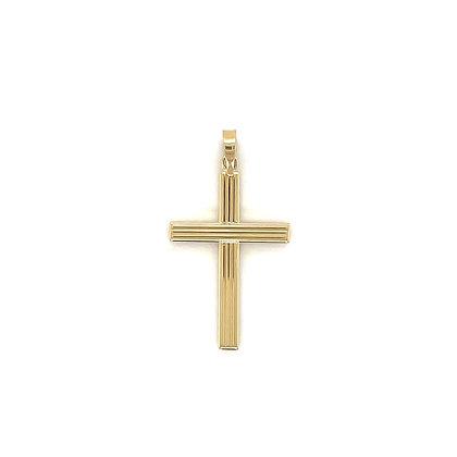 Cruz oro - Ref:638-00080