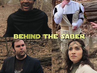 Behind the Saber