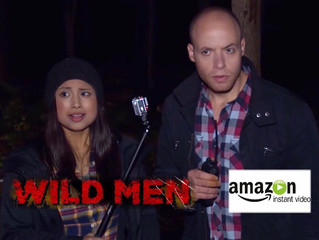 Wild Men is now LIVE everywhere!