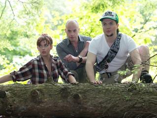 Wild Men is now going to film festivals!