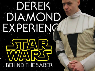 New podcast for Behind the Saber now playing on StarWars.com!