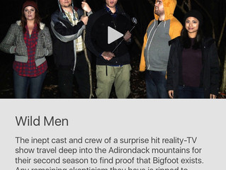 Wild Men is now on Hulu!