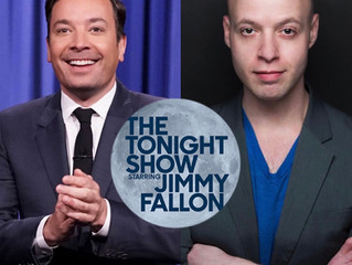 Comedy sketch with Jimmy Fallon