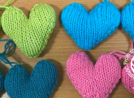 NHSGGC From the Heart: Craft and Share