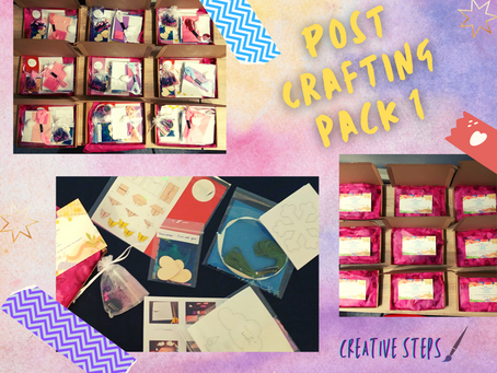 New Service: Crafting Packages!
