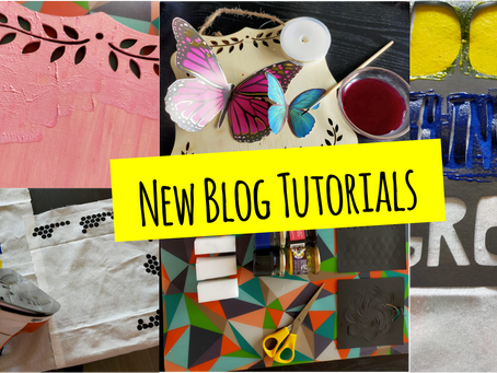 Pretty Signs and Printing: New Blog Tutorials