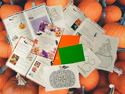 Pumpkins in the Post: Pack 30