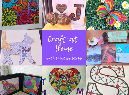 Connect and Create: Show us Your Crafts!