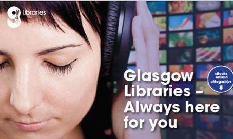Reading for Wellbeing: #GlasgowLifeGoesOn