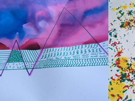 Melt, Blend and Doodle: New Online Tutorials