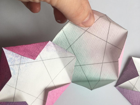 Lanterns and Lines: Paper Crafting
