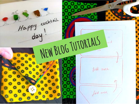Give Cards and Hold Cards! New Blog Tutorials