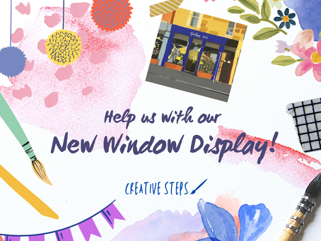 New Window Display Project: Get Involved!