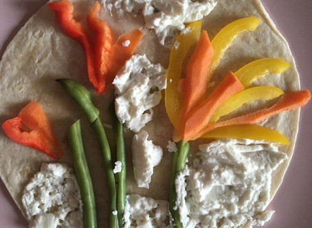 Doodles and Focaccia: Use Your Imagination!
