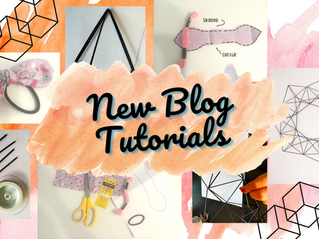Bows and Wreaths: New Blog Tutorials