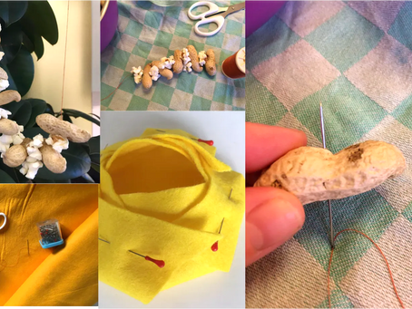 Baskets and Birdfeed! New Blog Tutorials