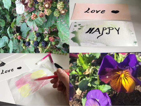 Printing and Photography: Positive Mindset Activities