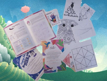 Power of Imagination: Post Pack 13