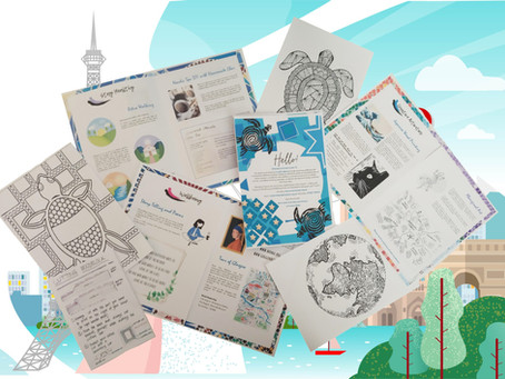 Explore the World with Post Pack 15