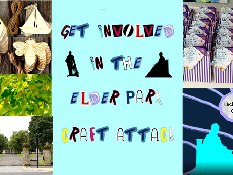 Get Involved in the Elder Park Craft Attack: A Community Craft Project!