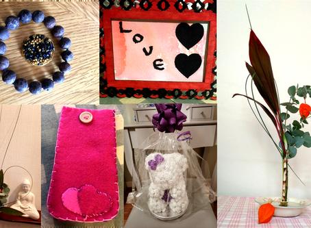 Week Update: Ikebana, Willow Weaving and More!