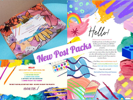 In Rainbows: New Post Packages