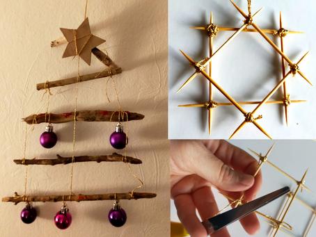 Festive Crafting! New Blog Tutorials