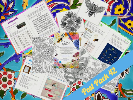 Finding Beauty Around Us: Post Pack 42