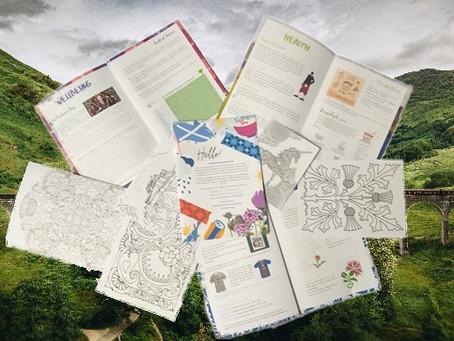 Celebrating Scotland: Post Pack 34