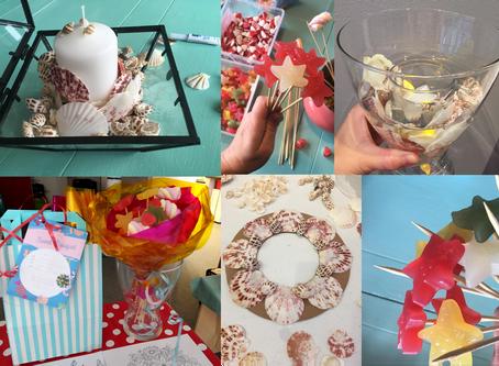 Shells and Sweets: New Blog Tutorials