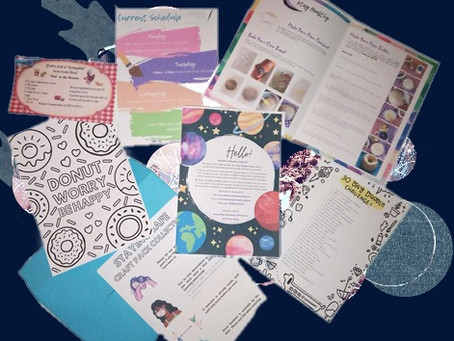 Be Earth Friendly - Crafting and Zero Waste: Post Pack 14