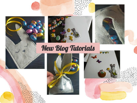 Easter Crafts! New Blog Tutorials