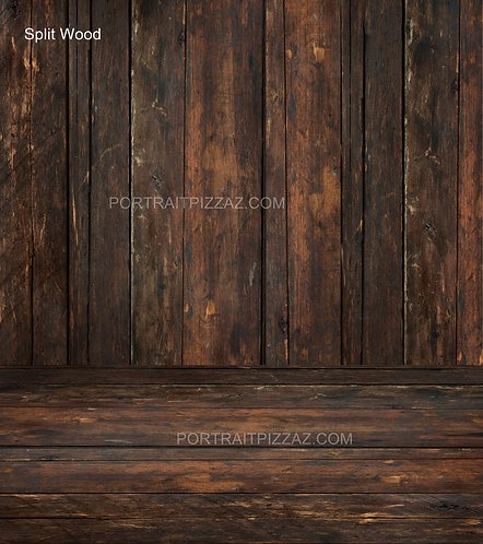 Split Wood Backdrop