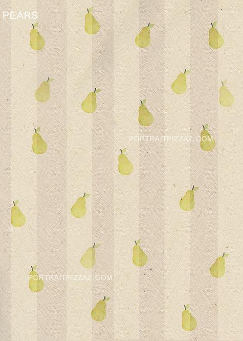 Pears Backdrop