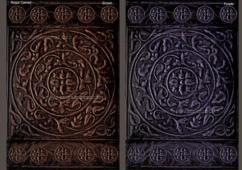 Regal Carved