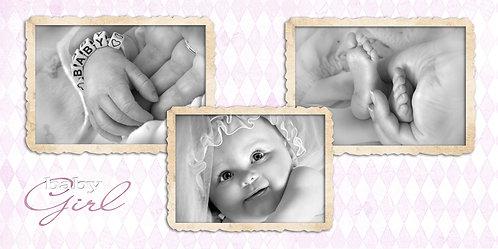 Baby Girl/Boy Template