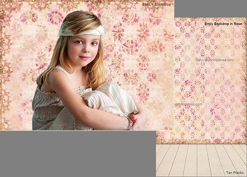 Emily Backdrop