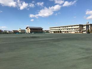 中学校 スクールサンド舗装 (2).jpg