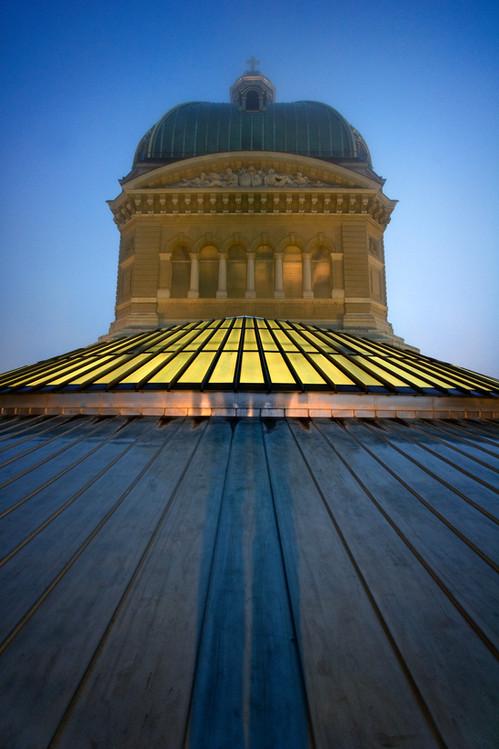 Coupole du Palais fédéral