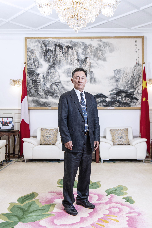 Geng Wenbing