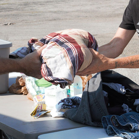 REACH - Homeless Outreach