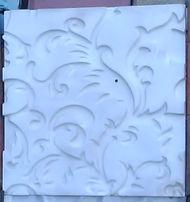"""стеновая панель """"Вьюнок"""" 50*50*2 см"""