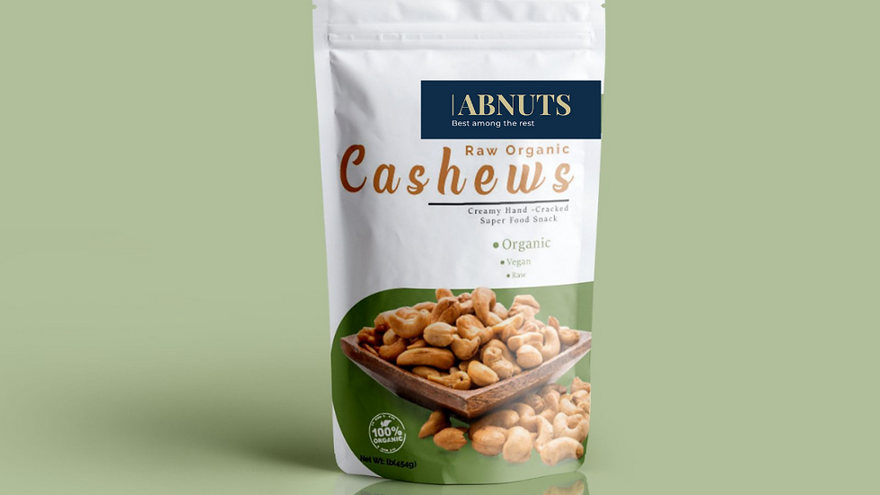 CASHEW ROASTED (1000G)